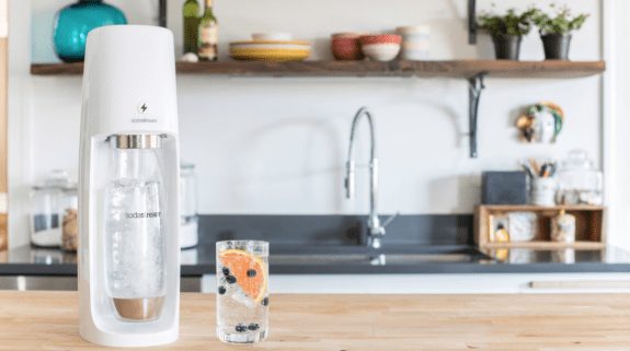 SodaStream®: How to Make Sparkling Water with One Finger, like Magic?