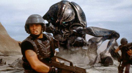 <em>Starship Troopers</em>