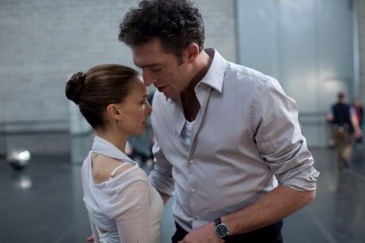 Natalie Portman and Vincent Cassel