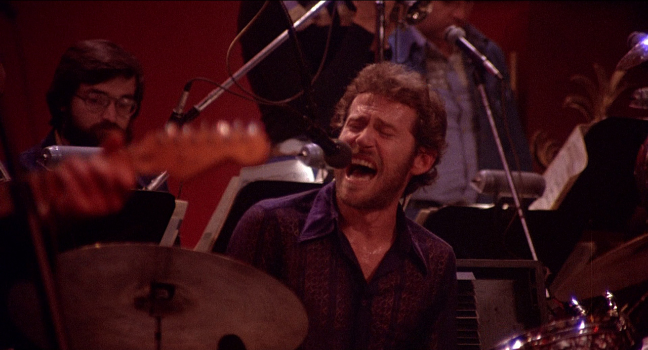 Levon Helm in The Last Waltz