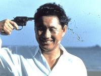 Takeshi Kitano in Sonatine