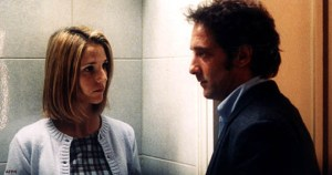 Sandrine Kiberlain and Vincent Lindon in Seventh Heaven
