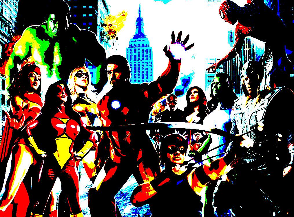 TWILIGHT OF THE SUPERHEROES - DEEP HELL