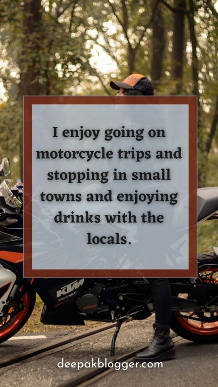 Bike Captions and Quotes for Instagram