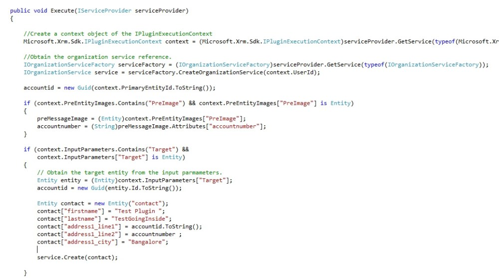 PreEntityImages and PostEntityImages In CRM 5.0 / 2011 Plugins