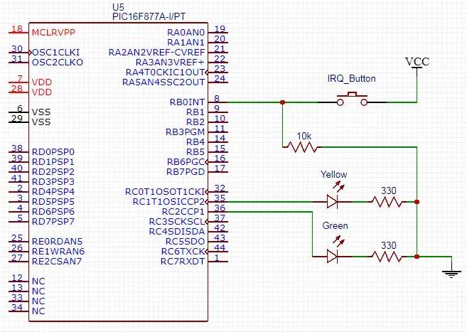 IRQ - Interrupt Request Pins – Embedded Systems Tutorials - DeepBlue