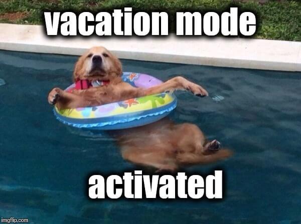 Vacation At Deep Creek Lake Md Meme Deep Creek Times