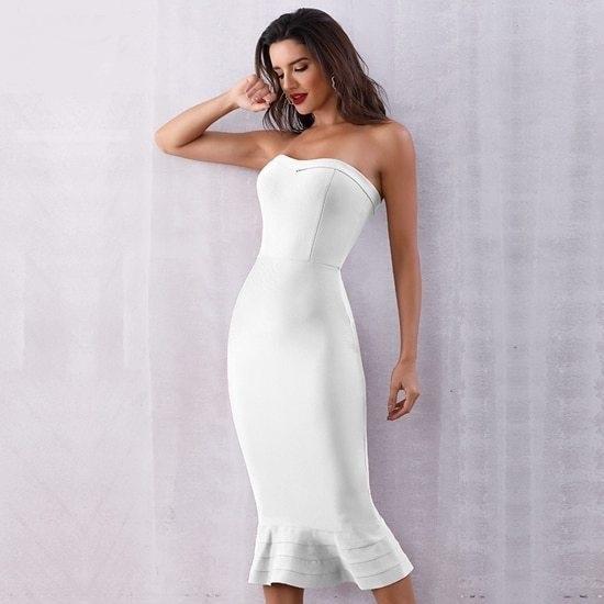 Adyce Summer Women Bandage Dress