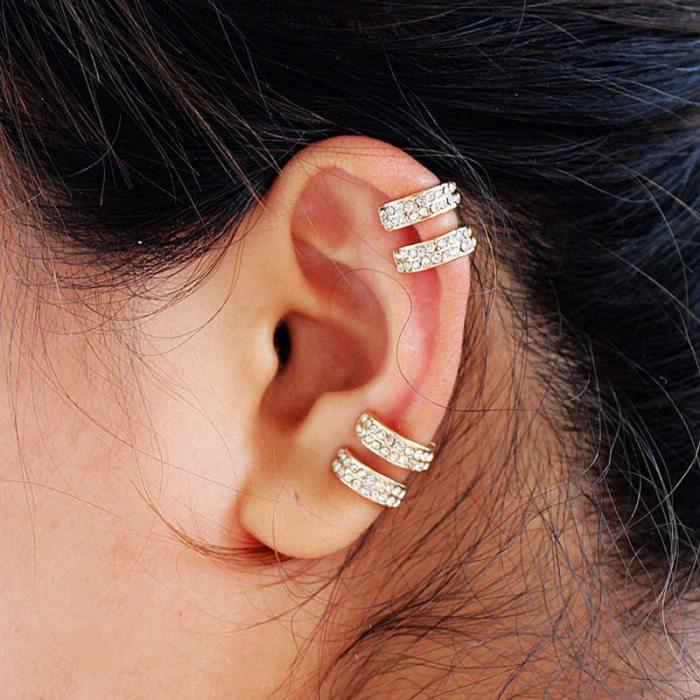 Cute Round Ear Cuff