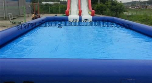 Large Family Inflatable Pool