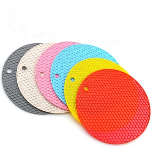Colourful Hot Pads