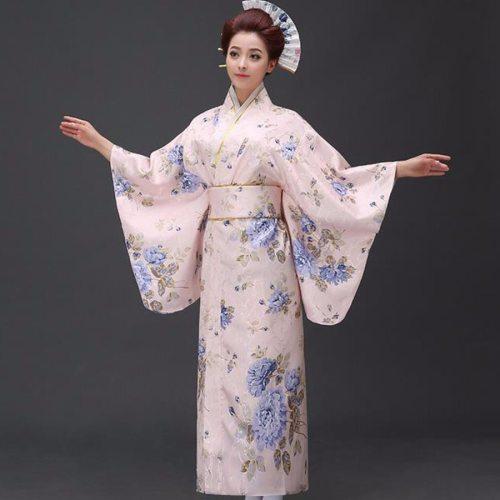 Original Traditional Kimono Robe