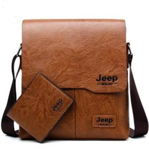 Quality Leather messenger bag