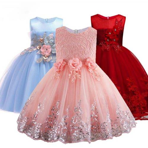 New Design Easter Dresses