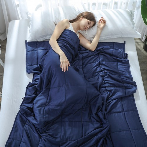 All weather weighted blanket