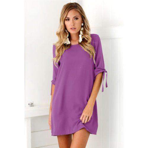 Casual Summer Babydoll Dress
