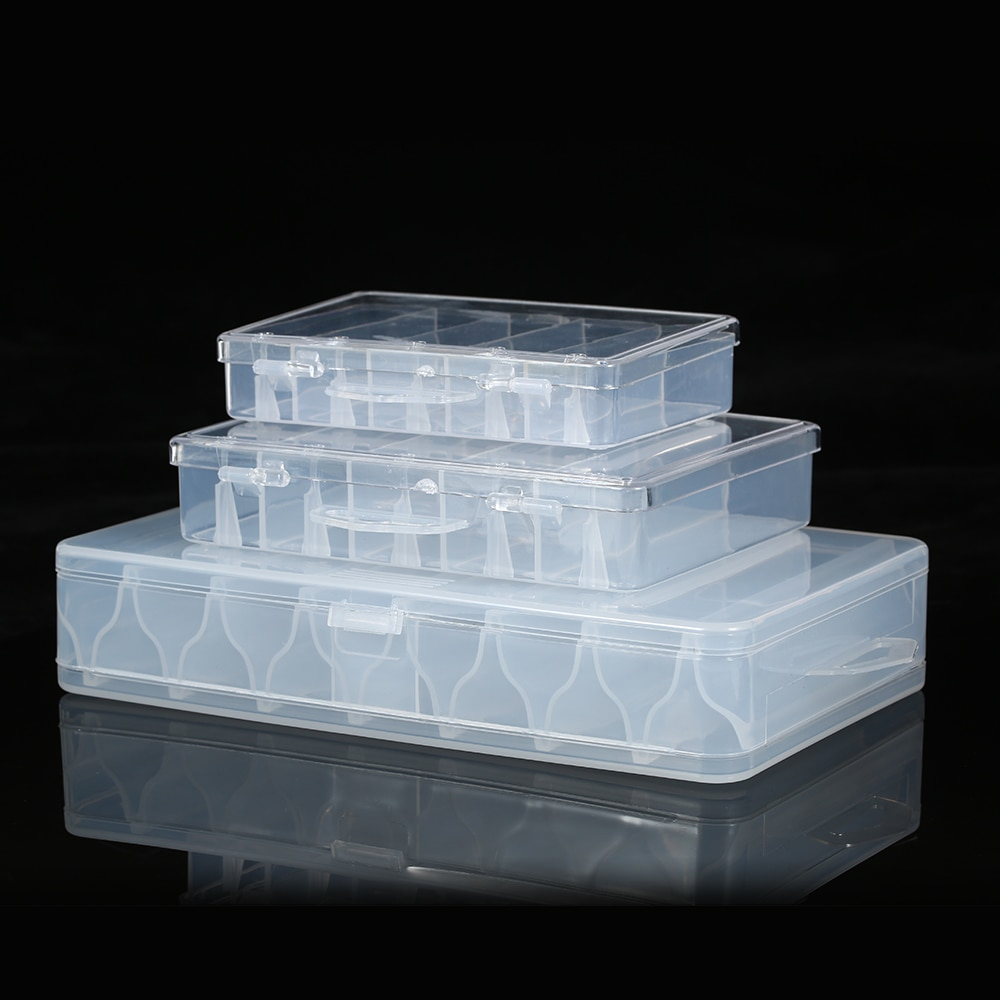 14 Compartments Tackle Box