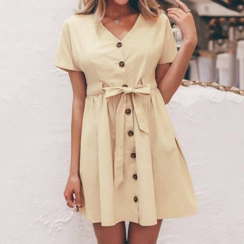Vintage Style Babydoll Dress