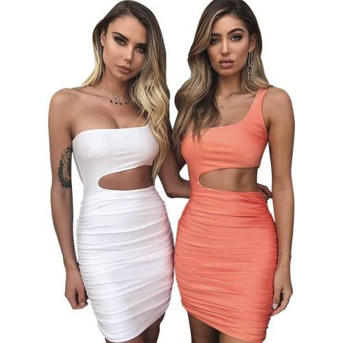 Off-Shoulder Bodycon Bandage Dress