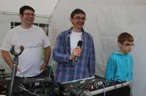 Lightwater Fete 2013 - Alan Meeks and Mike Hillman (35)