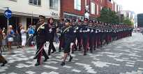 Freedom of thee Borough Parade - RMA - Windlesham and Camberley Camera Club (83)