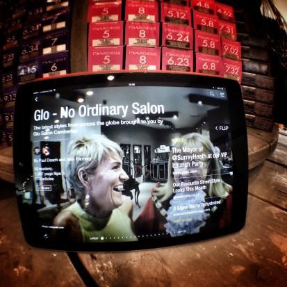 L'Oreal Colour Bar - Glo Salon - Camberley (12)