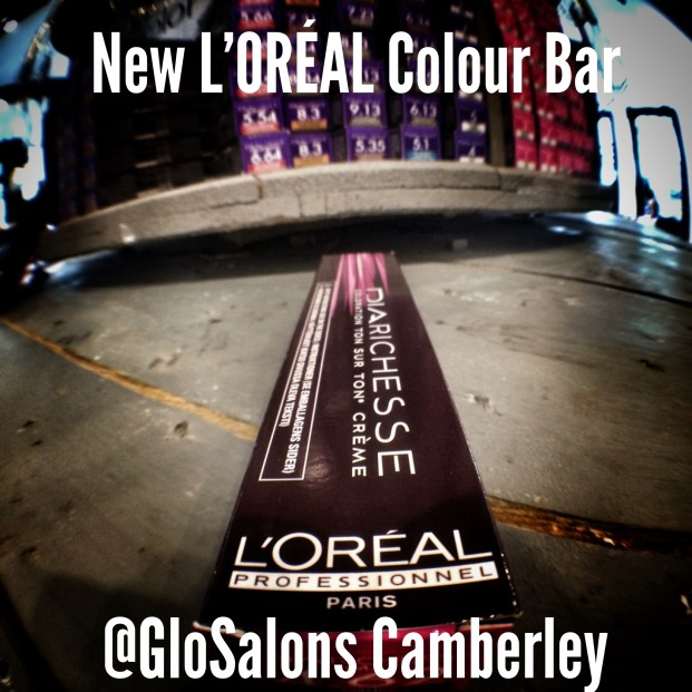 L'Oreal Colour Bar - Glo Salon - Camberley (16)