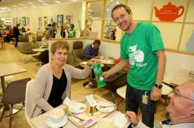 Macmillan Coffee Morning & Flash Mob 40