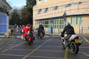 A5 Scooterists Toy run to FPH 9