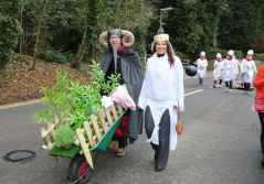 Windlesham Pram Race - Alan Meeks 60