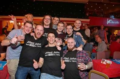 Darts Saturday - Alan Meeks 25