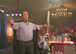 Darts Saturday - Alan Meeks 48