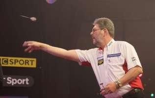 Darts Saturday - Alan Meeks 52
