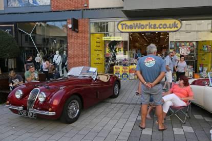 Camberley Car Show 2015 - 48