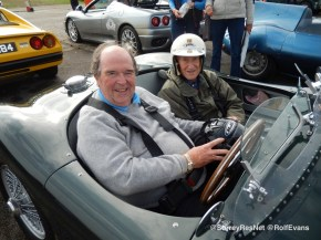 Wings and Wheels 2015 - Rolf Evans - Surrey Residents Network 180