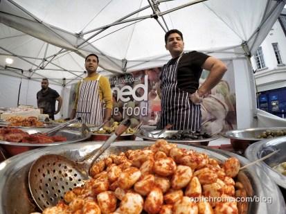 Woking Food Festival 2015 - Optichrome 25