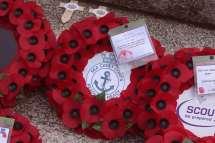 Surrey Heath Remembrance Parade 201563