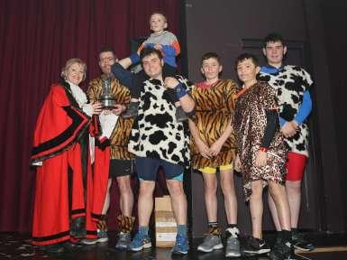 Windlesham Pram Race 2015 - Alan Meeks 88