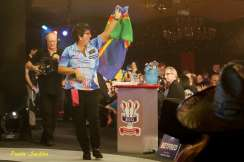 Lakeside BDO Darts 2 Jan 2016 - Alan Meeks 13
