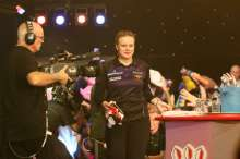 Lakeside BDO Darts 2 Jan 2016 - Alan Meeks 76