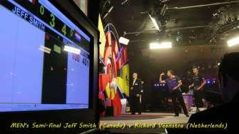Lakeside BDO Darts 9 Jan 2016 - Alan Meeks 46