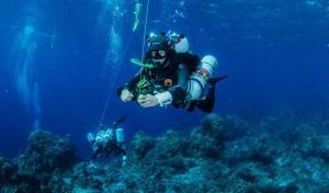 Plongée profonde au Trimix