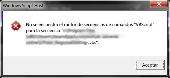 VBScript: