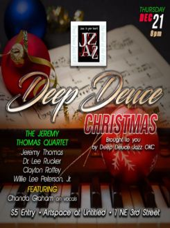 Deep Deuce Jazz OKC Presents - Deep Deuce Christmas