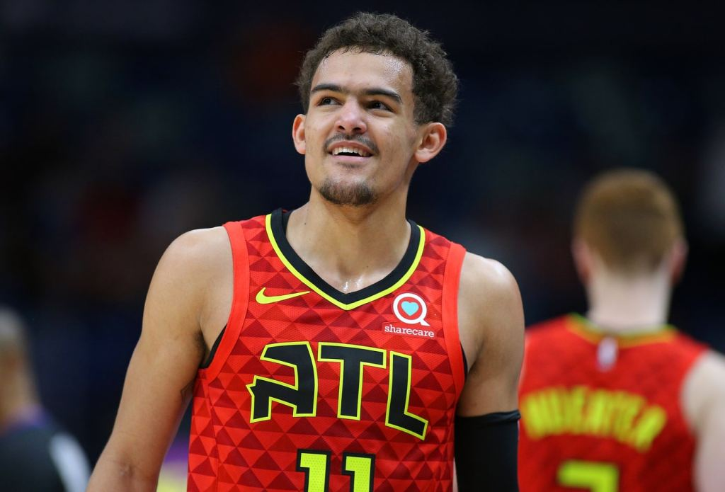 Trae Young deepersport