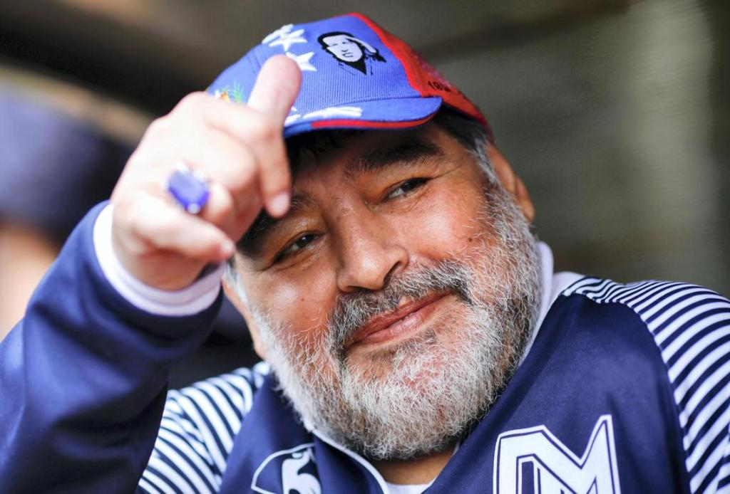 maradona discharged from hospital deepersport