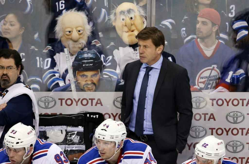 Ulf Samuelsson panthers coach deepersport