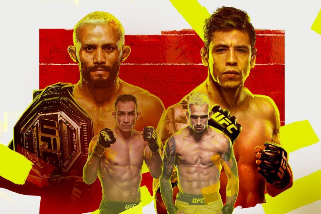 UFC 256 recap deepersport
