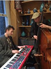 Indigo Blues — Hamish Balfour and Mao Yamada