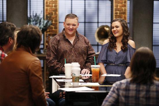 The Voice - Season 6 (NBC, Trae Patton)